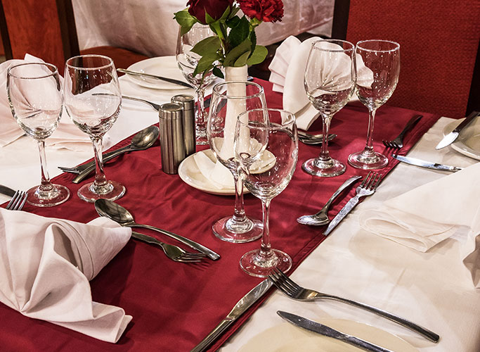 Private Dining Facilities